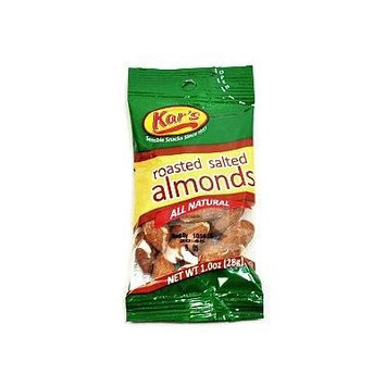 Kars Salted Almonds (Case of 100)