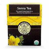 Senna Tea - Organic Herbs - 18 Bleach Free Tea Bags