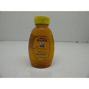 Marco Polo 100% Natural Acacia Honey, 16 oz, Halal