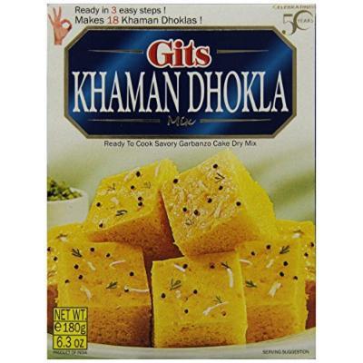 Gits Khaman Dhokla Mix, 6.3 Ounce