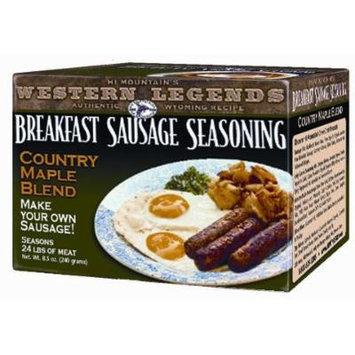 Hi Mountain's Western Legends Breakfast Sausage Seasoning