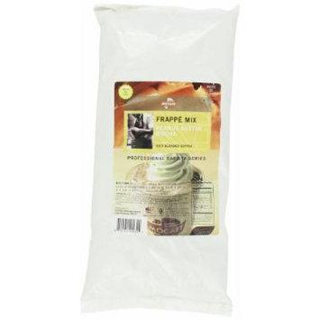 MOCAFE Frappe Peanut Butter Mocha, Ice Blended Coffee, 3-Pound Bag