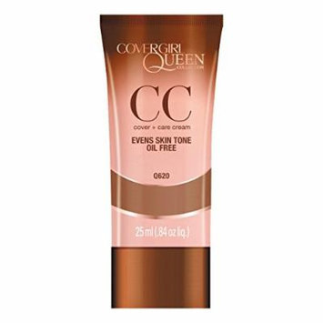 CoverGirl Queen Collection CC Cream, Classic Bronze Q620, 1 Fluid Ounce