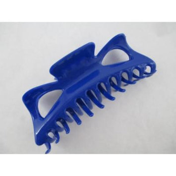 Large Claw Hair Clips Jumbo Hair Clips (Blue) 5