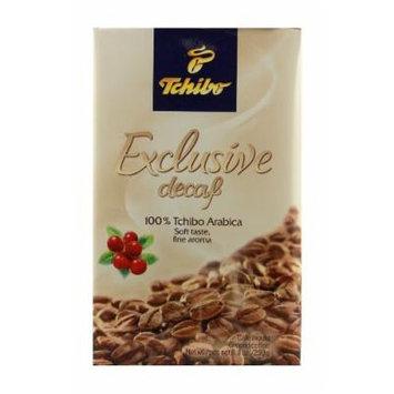 Tchibo Exclusive Decaf Ground Coffee 2 Packs X 8.8oz/250g