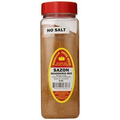 Marshalls Creek Spices Seasoning, Sazon with Annatto, XL Size, 22 Ounce