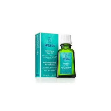 Weleda Rosemary Hair Oil, 1.7 FL Oz (Pack of 3)