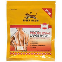 Tiger Balm Pain Relieving Patch, Large, 6 Count