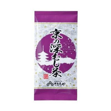 Japanese Green Tea 0f Deep Steamed Tea (Fukamushicha) From Kyoto 80g