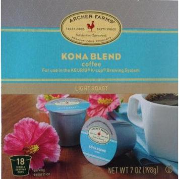 ARCHER FARMS 18 Single Servings - 2 Pack (Kona Blend)
