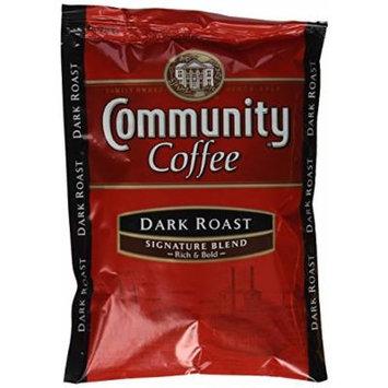 Community Coffee Pre-Measured Packs Dark Roast, 20 Count