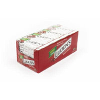 Luden's Wild Cherry Throat Drops 20 Count (Pack of 20)