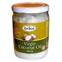Grace Premium Organic Virgin Coconut Oil, 16.5 Ounce