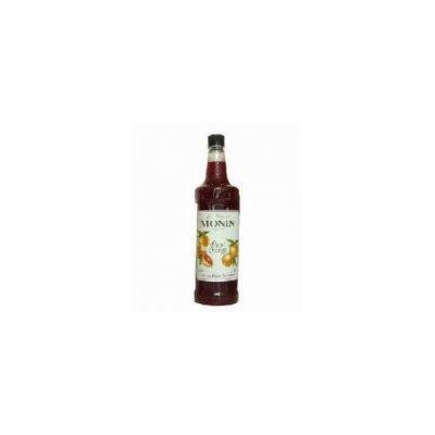 Monin Blood Orange Syrup (1L) Mixer