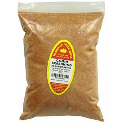Marshalls Creek Spices Refill Pouch Cajun Seasoning, XL, 30 Ounce