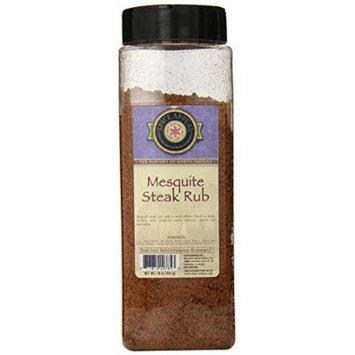 Spice Appeal Mesquite Steak Rub, 16 Ounce