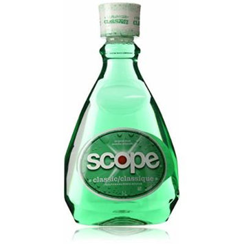 Scope Mouthwash Original Mint 33.8 Oz (2 Pack)