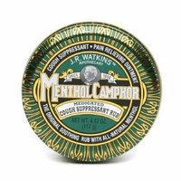 J.R. Watkins Menthol Camphor Medicated Cough Suppressant Rub 4.12 oz (117 g)