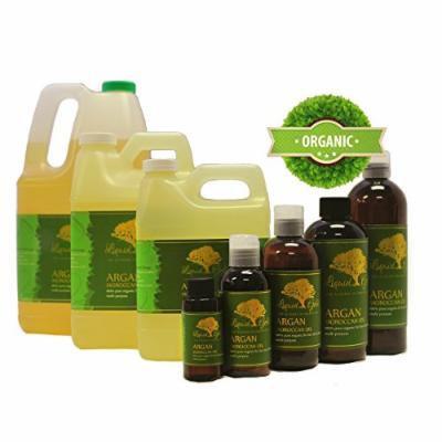 16 Fl.oz Premium Argan Oil Moroccan Skin Nail Health Care Moisturizer