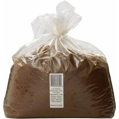 Los Chileros Taco Seasoning, 5 Pound