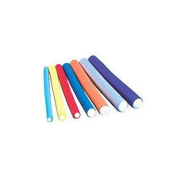 Flexible Twist-flex Hair Roller Rods, 1/2