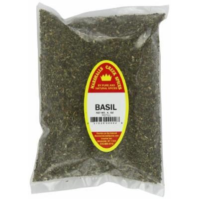 Marshalls Creek Spices Basil Seasoning Refill, 4 Ounce