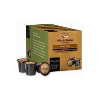 Gloria Jeans, Butter Toffee Coffee K-Cups (Pack of 24)