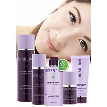 Michael Todd Acne or Oily Skin Regimen , Organically Treat Blemished or Oily Skin