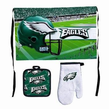 NFL Philadelphia Eagles Premium Barbeque Tailgate Set
