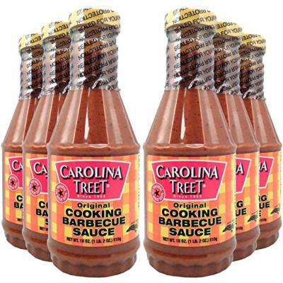 Carolina Treet Original Flavor 18 Ounce - 6 Pack