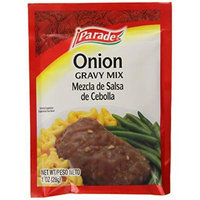 Parade Onion Gravy Mix, 1 Ounce (Pack of 24)
