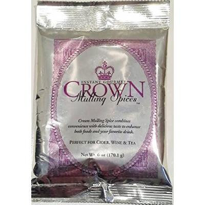Crown Mulling Spice , 6 oz