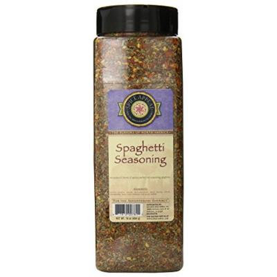 Spice Appeal Spaghetti Seasoning, 16-Ounce