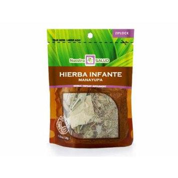 Manayupa Hierba Infante Herbal Tea 3 Pack