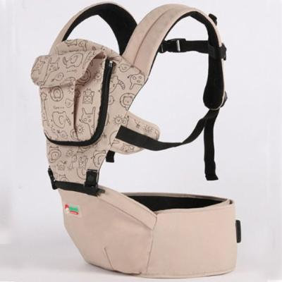 Cream Top Baby Sling Toddler Wrap Rider Baby Backpack