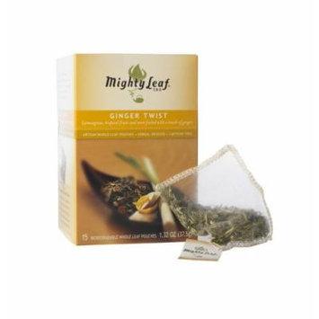 Mighty Leaf Tea, Ginger Twist --(Pack of 6)