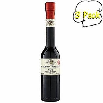 Fig Flavored Balsamic Vinegar, 8.5 Ounces, 3 Per Case