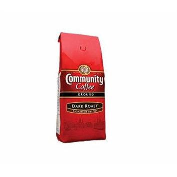 Community Coffee Ground Dark Roast Signature Blend 40 Oz.