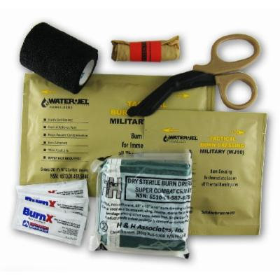 Burn Treatment Module-Individual by Rescue Essentials