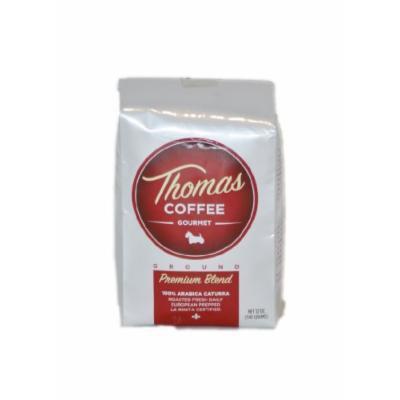Thomas Coffee Premium Blend Ground