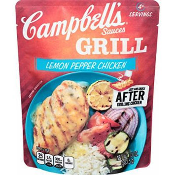 Campbell's® Lemon Pepper Chicken Grill Sauce