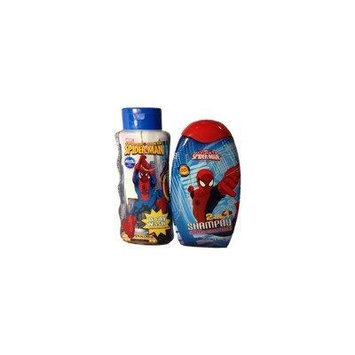 Spider-man Shampoo 2-in1 and Body Wash Bundle