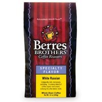 Berres Brothers White Russian Whole Bean Coffee 12 oz.