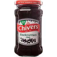 Chivers Blackcurrant Jam 370g (13oz)