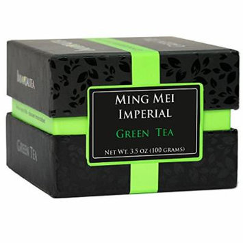 Ming Mei Imperial ~ Green Tea ~ Fresh Loose Leaf ~ Immortalitea Connoisseur Collection ~ 100 Grams
