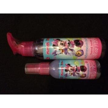 Disney Junior 2pc Set Watermelon Burst Hand Soap+body Mist Minnie Mouse+daisy