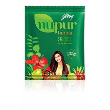 Nupur Natural Henna (100% Natural) 75gram