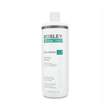 Bosley Bos-Defense Nourishing Shampoo Normal To Fine Non Color-Treated Hair, 33.8 Ounc