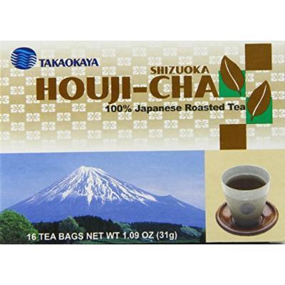 Imported Shizuoka Houjicha Tea Bag, 1.09 Ounce