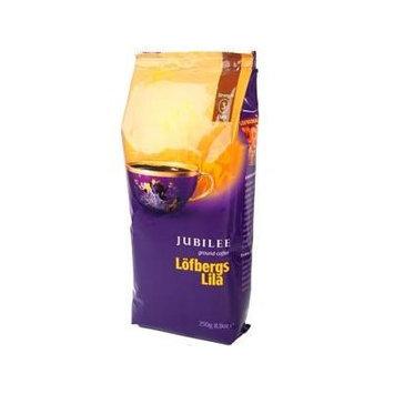 Lõfbergs Lila Jubilee Ground Coffee 2 Bags X 8.8oz/250g